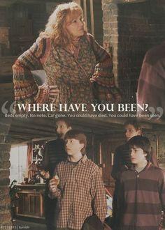 Molly weasley!!