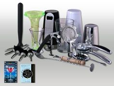 Amazon.com: Professional Call Bartending Kit: Kitchen Utensils & Gadgets