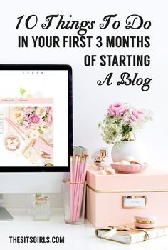 Blog Tips | What you need to do in your first three months of starting a blog. http://www.wealthacademy.online/