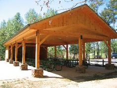picnic shelter plans | Rush Pavilion, Fort Mill — The Rush Pavilion is a lovely outdoor ...