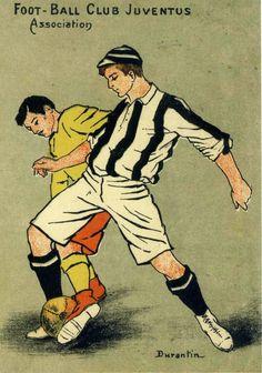 Domenico Maria Durante, Foot-Ball Club Juventus Association, 1903
