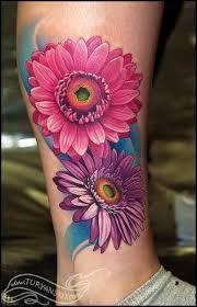 30 Super Cute Daisy Tattoo Ideas