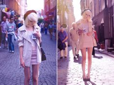 fashion, cute woman style