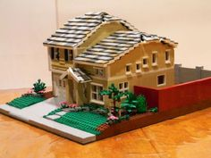 MO: Round 3: Wes Pitter vs. Blake Baer: There's No Place Like...Home!: A LEGO® creation by Wes Pitter : MOCpages.com