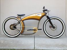 Интересные и уникальные велосипеды