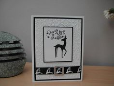 Dasher cards by Sharpstamper - Cards and Paper Crafts at Splitcoaststampers