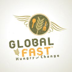 An identity for Global Fast, an organization that is committed to feeding the hungry around the world through outreach, charitable donations, and a caring vision to help others. Blue Tricycle submitted logos into their competition with very satisfyin Free easy money with Click Cash Commissions