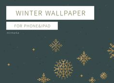 Time to get ready for the christmas season. Instant download for these winter ornament wallpaper at Etsy. Winter Wallpaper, Screen Wallpaper, Phone Wallpapers, Etsy Store, How To Get, Christmas Ornaments, Handmade Gifts, Kid Craft Gifts, Computer Wallpaper