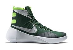size 40 6d9de 0264b  99.99 - Nike 2015 Womens  Hyperdunk - Green - Size 11  shoes  nike  2015
