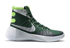 size 40 d2c58 c097a  99.99 - Nike 2015 Womens  Hyperdunk - Green - Size 11  shoes  nike  2015
