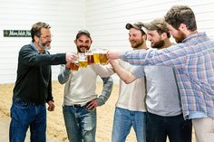 This is what all the cool farmers are drinking this spring. Barley grown in Aroostook, malt from Lisbon Falls, grains milled in Skowhegan. The ingredients in Allagash Brewing Company's newest beer,...