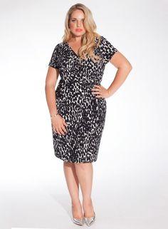 IGIGI - Braelyn Dress in Abtruse Dot - $128