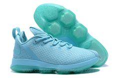 meet b173a 5a335 Zapatillas baloncesto baratas Nike azul Lebron James 14 XIV hombre