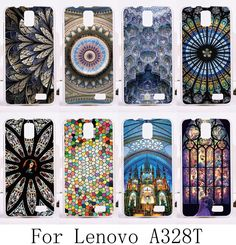 geometric Retro Stylish Beautiful DIY Church grilles Durable mobile phone skin case Cover For Lenovo A328T A328 Phone shell-in Phone Bags & Cases from Phones & Telecommunications on Aliexpress.com   Alibaba Group