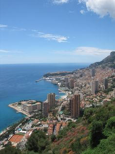 Most beautiful place in the world...MONACO