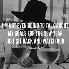 BOOM! #goals #goalgetter #2018 #watchme #hustle #vision #visionboard #dreambig #dreambigger #gobigorgohome