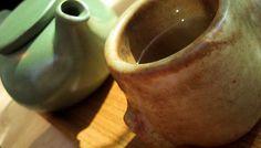 Ginger-Scallion Root Tea | The Splendid Table