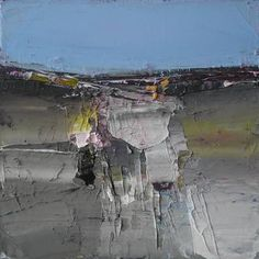 """Saatchi Art is pleased to offer the painting, """"Burbage,"""" by Mark Hedley Wilson. Original Painting: Acrylic on Canvas. Abstract Landscape, Landscape Paintings, Palette Knife Painting, Saatchi Art, Original Paintings, Museum, Canvas, Tela, Landscape"""