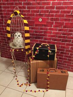 Easy DIY Harry Potter Birthday Party Ideas - Unicorn Dreaming