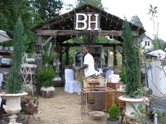 Maison Douce: Barn House Flea Market ~ the magic