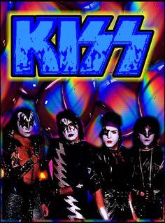 Kiss Pictures, Hot Band, Digital Art, Fictional Characters, Kissing Pics, Kiss Images, Fantasy Characters