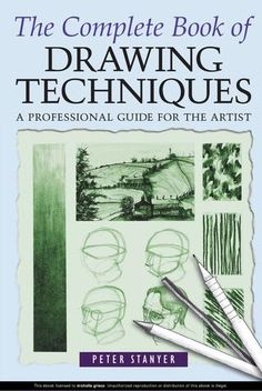 Stanyer the complete book of drawing techniques
