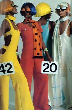 Courrèges 60's