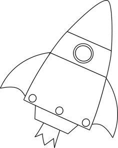 Bottom+Borders+Black+and+White | Black and White Rocket Blasting Off Clip Art Image - black and white ...