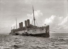 1916 gosht cruiser