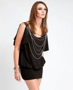 summer dresses | ... embellished black summer cocktail dress 2010 | Summer Dresses 2013