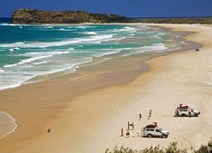 25 of the Coolest Beaches in the World: 75 Mile Beach, Australia