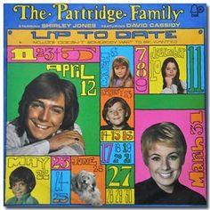 Vintage Partridge Family