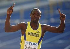 Barbados speed demon