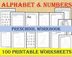 Math Addition Worksheets for Grade 1 one per day/ Year Kindergarten Montessori, Preschool Workbooks, Homeschool Worksheets, 1st Grade Math Worksheets, Math Workbook, Preschool Printables, Preschool Classroom, Printable Worksheets, Preschool Activities