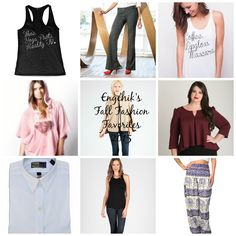 500 Days of Beauty by Engchik: Engchik's Fall Fashion Favorites! Part 1: Clothes