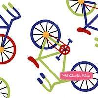 Ready, Set, Go 2 Primary Bicycle Ride Yardage SKU# 15132-204
