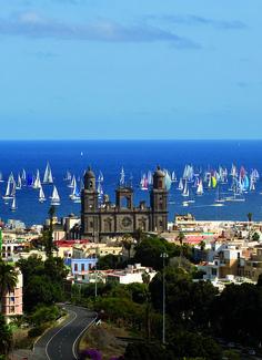 Catedral de Las Palmas. Gran Canaria.
