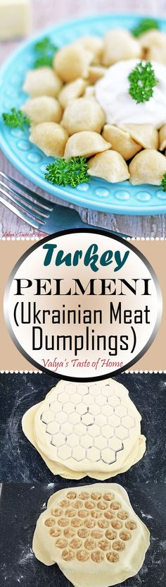 """I have not heard of anyone who doesn't love these little things. Pelmeni, dumplings, wonderful little meat-filled-dough mouth-poppers; whatever you want to call them! They're all the same. And if I had heard of such a person, I'd say, """"Have you ever tried mine?"""" Give it a shot!"""