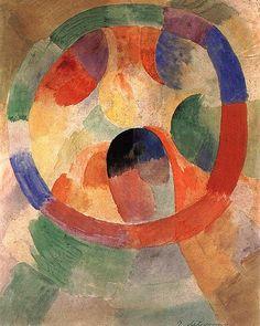 Robert Delaunay by BoFransson, via Flickr