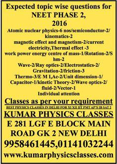 Delhi   SELF TEACHING BY MR. KUMAR (EX FIITJEE) / (EX AAKASH