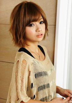 Emo and Harajuku is a Most Model of Japanese Hairstyle : Simple Hairstyle Ideas For Women and Man