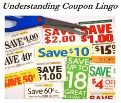 Understanding Coupon Lingo - This site is SO easy to understand and helps explain the confusing world of Coupons. I learned so much! - JEnnifer