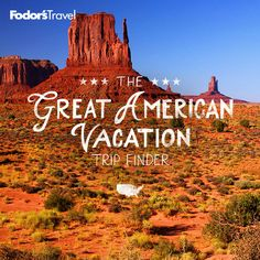 Fodor's Great American Vacation Trip Finder is like your personal concierge. Take our quiz to find unique recommendations on the best US vacation spots. Best Us Vacations, Us Vacation Spots, Vacation Trips, Family Vacations, Dream Vacations, Cheap Travel, Budget Travel, Travel Tips, Travel Ideas