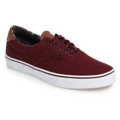 bb22e409e9 Men s Vans  Era 59  Sneaker ( 36) ❤ liked on Polyvore featuring men s