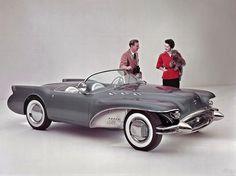 1954 Buick Wildcat III Concept Car
