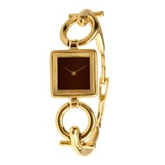 Shop luxury and designer wrist watches and other gold antique and vintage watches from the world's best jewelry dealers. Army Watches, Fine Watches, Wrist Watches, Stylish Watches, Luxury Watches, Apple Watch Cuff, Gucci Jewelry, Jewelry Watches, Vintage Watches Women
