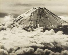 Mount Fuji, ca. 1950 by Koyo Okada