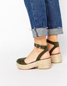 Imagen 1 de Zapatos de tacón SPITALFIELDS de ASOS