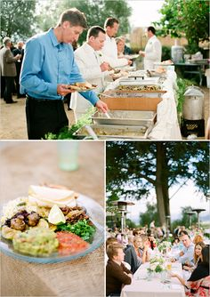 nacho bar! OMG. This is what will be served at my wedding! I loveeeee nachos!