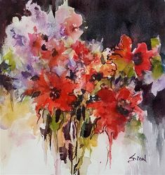 """Daily Paintworks - """"Revisited"""" - Original Fine Art for Sale - © Sue Dion"""